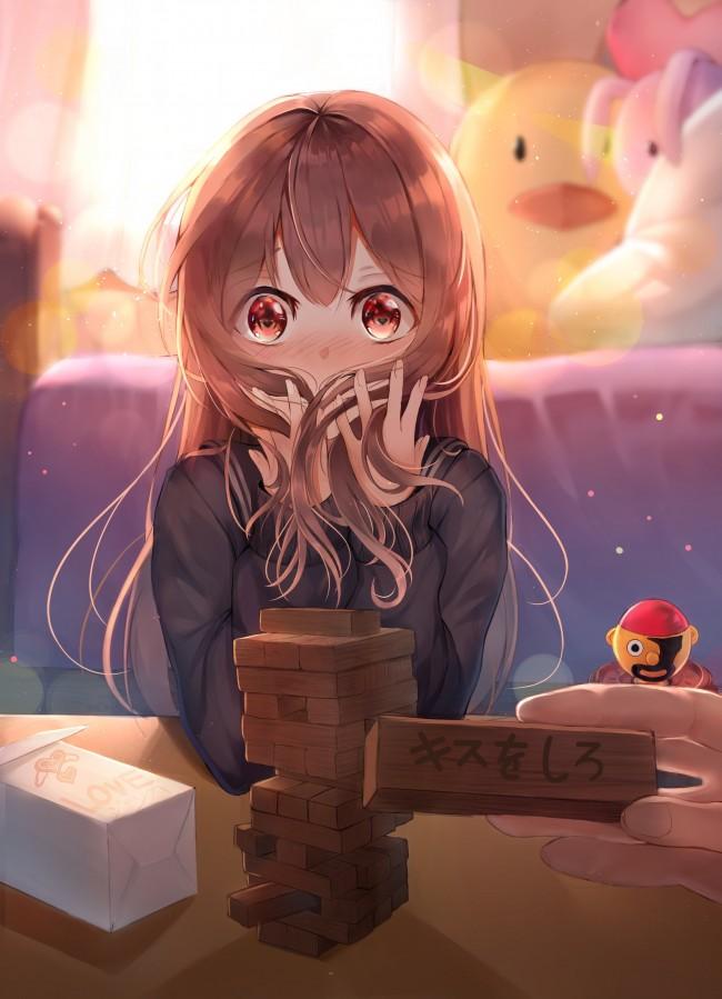 anime Anime girl girl x
