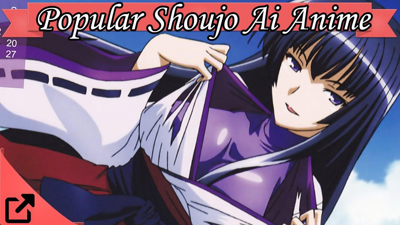 anime Shoujo-ai