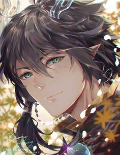 elf male Anime