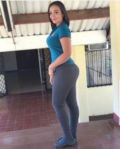 Asian girl big ass