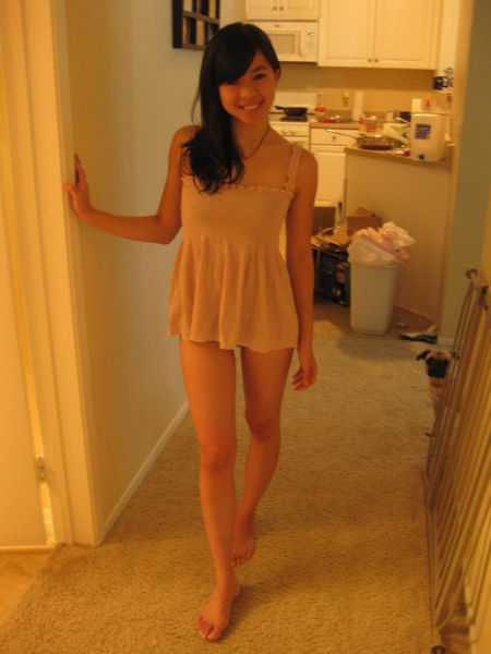 amature nude Young chinese