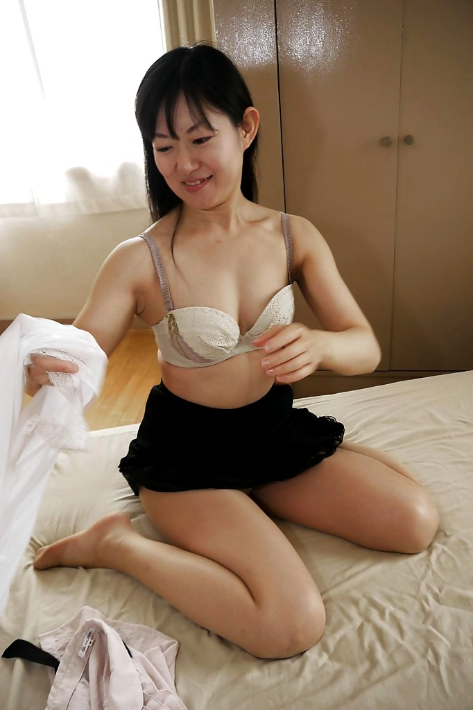 asian POV busty Wanking