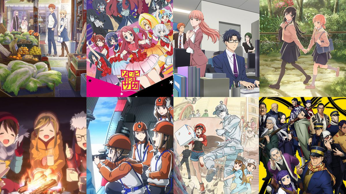 related shows Sex anime