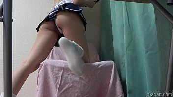 XXX Sex Photos Asian girl her ankles tied