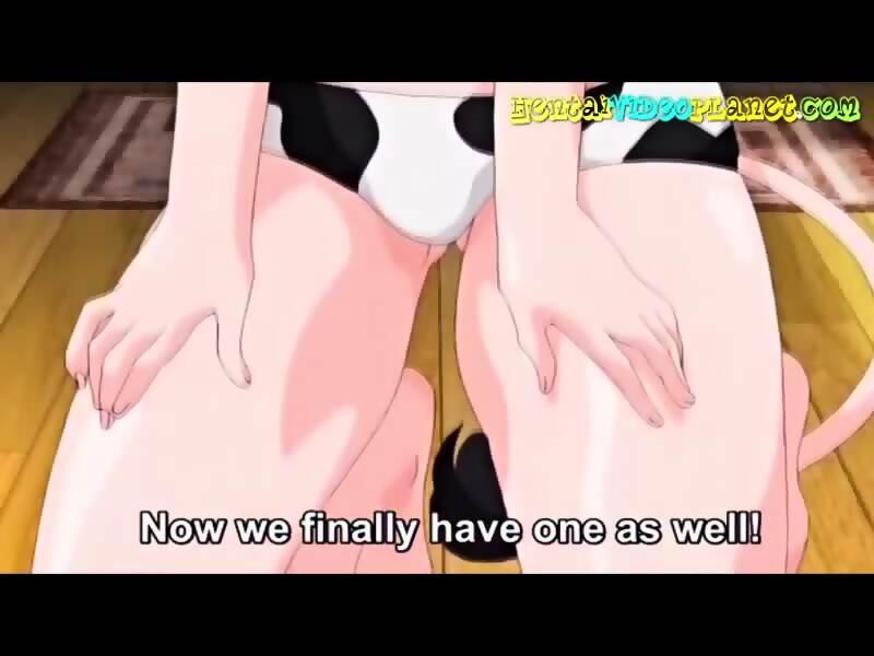 milked being Anime girls