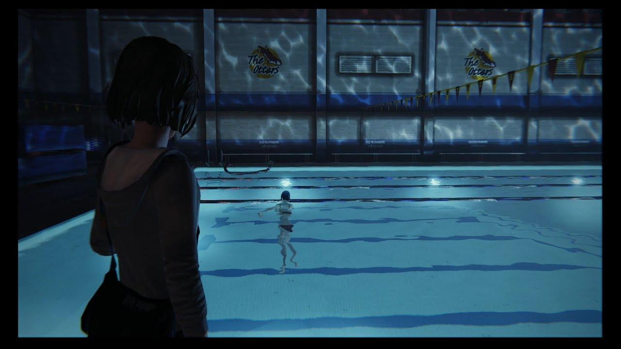girl dipping Anime skinny