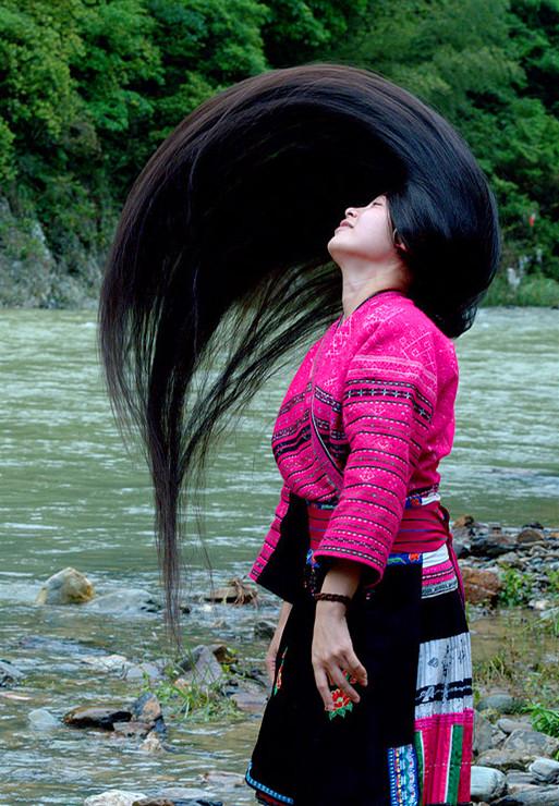 sexy long hair doctor Asian