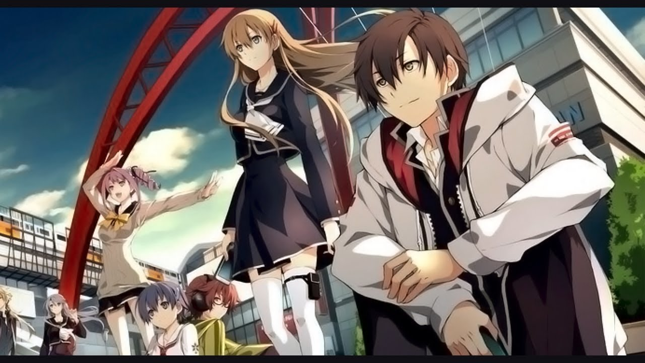 anime Best super power