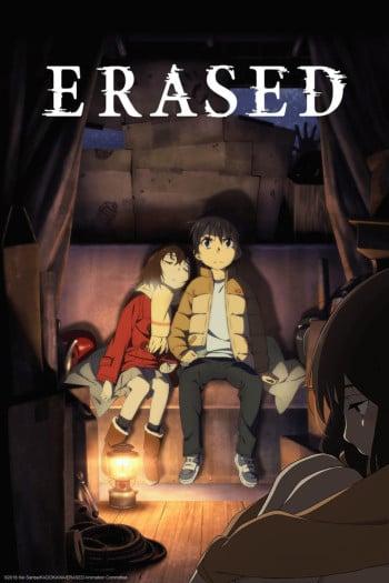 episode 3 anime Erased