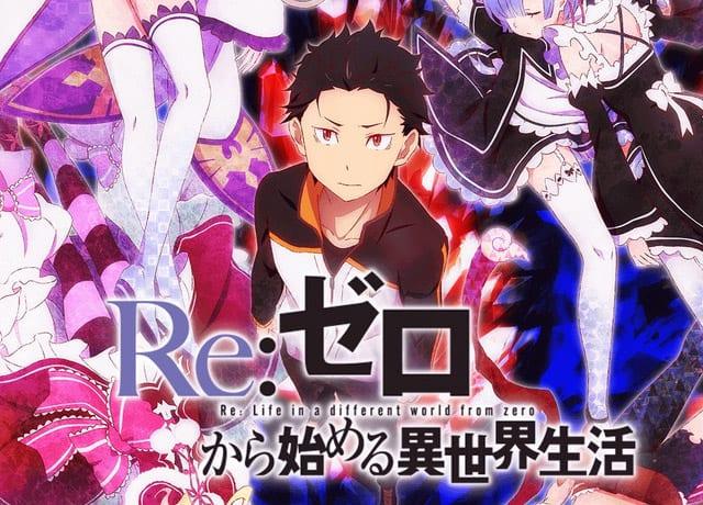 zero 2 season Re anime