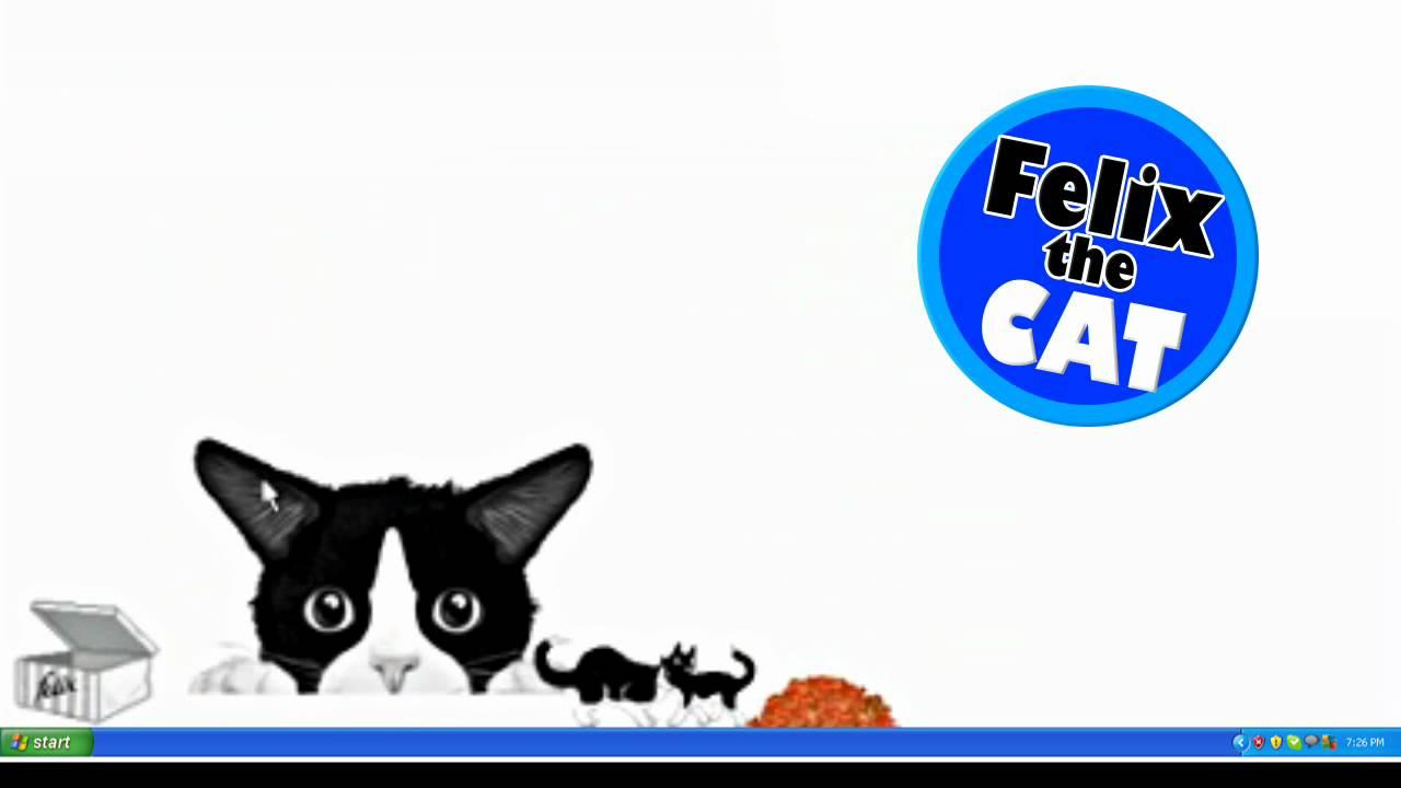 anime Felix the cat