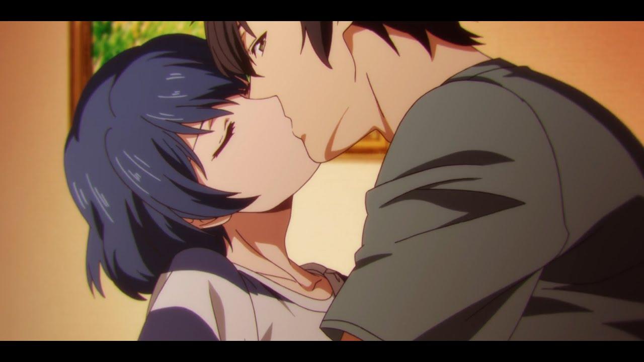mp4 video Anime beach gif