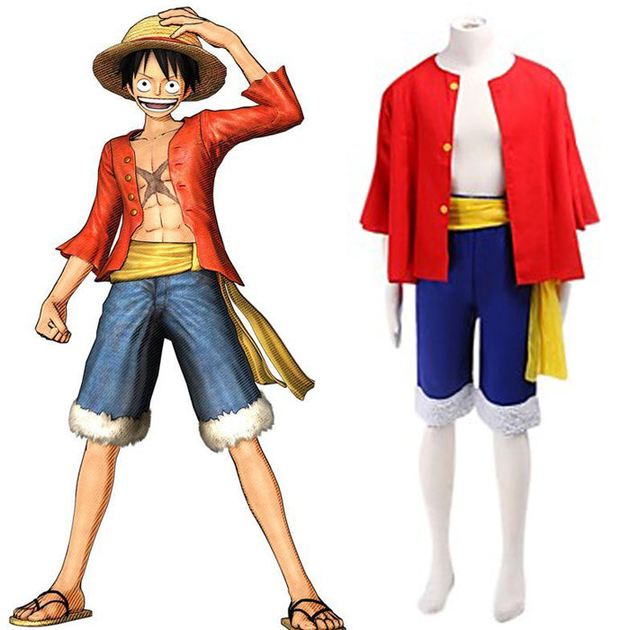 piece anime costume One