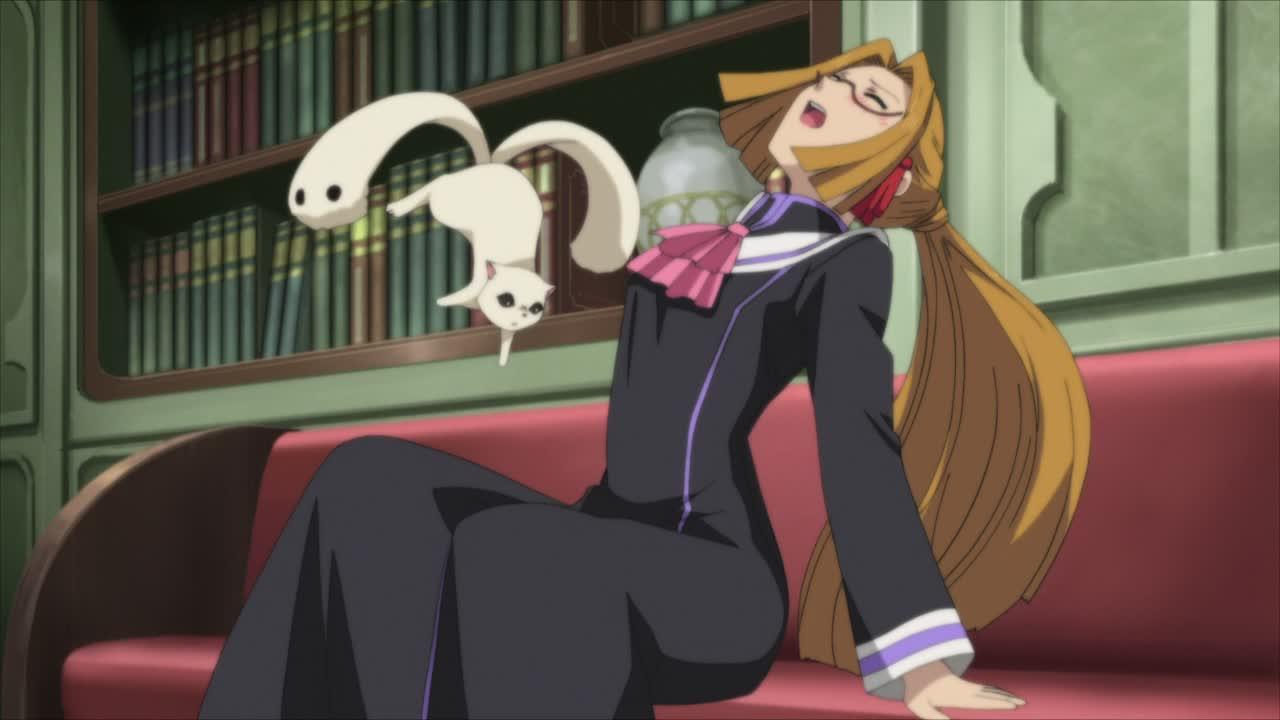 Lesbian anime tv shows