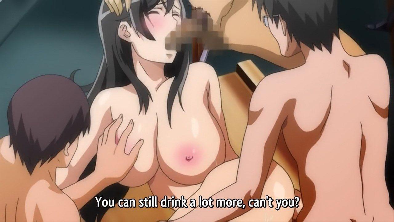 gang Hentai anime