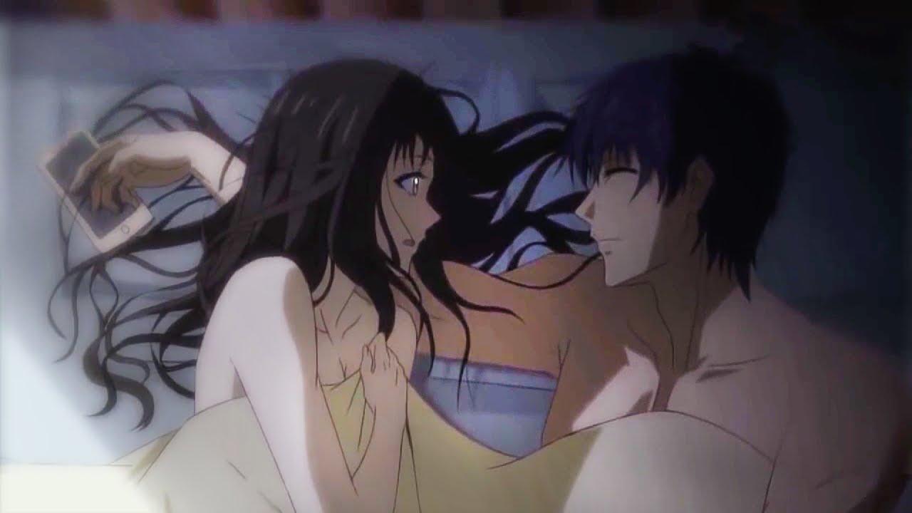Mature anime sex