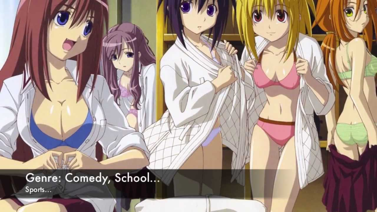 shows english dubbed Anime