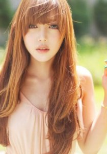 redhead young otngagged Asian