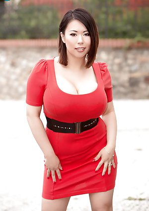 cheating housewife outdoor Asian
