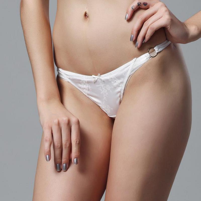 cum woman Asian announcement panties