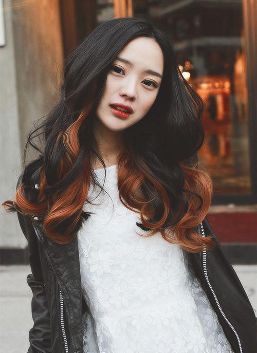 long Asian hair dickforlily sexy