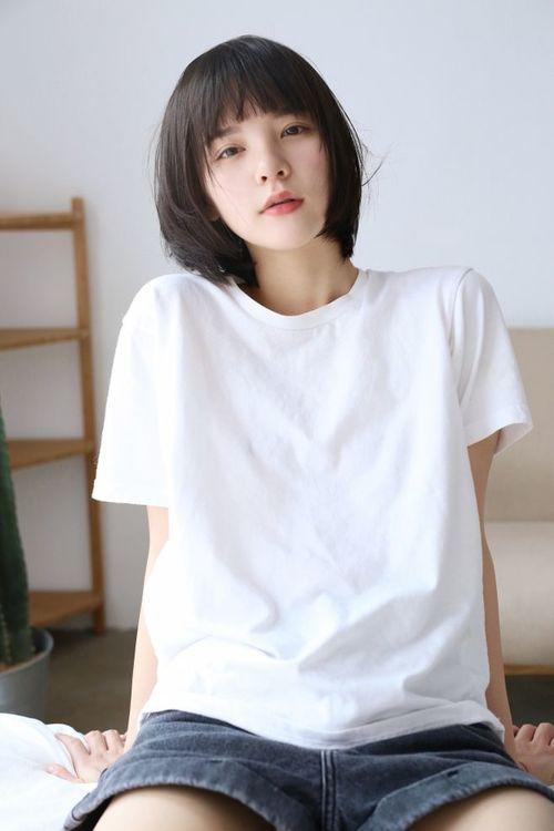 short upskirt otngagged Asian hair