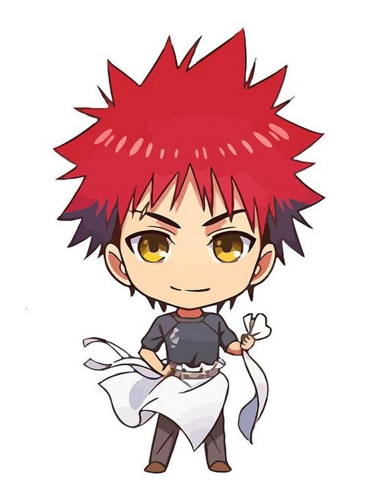 chibi anime of Pictures