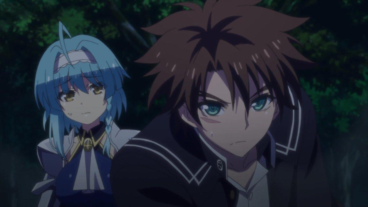 testament of sister devil new Anime the like