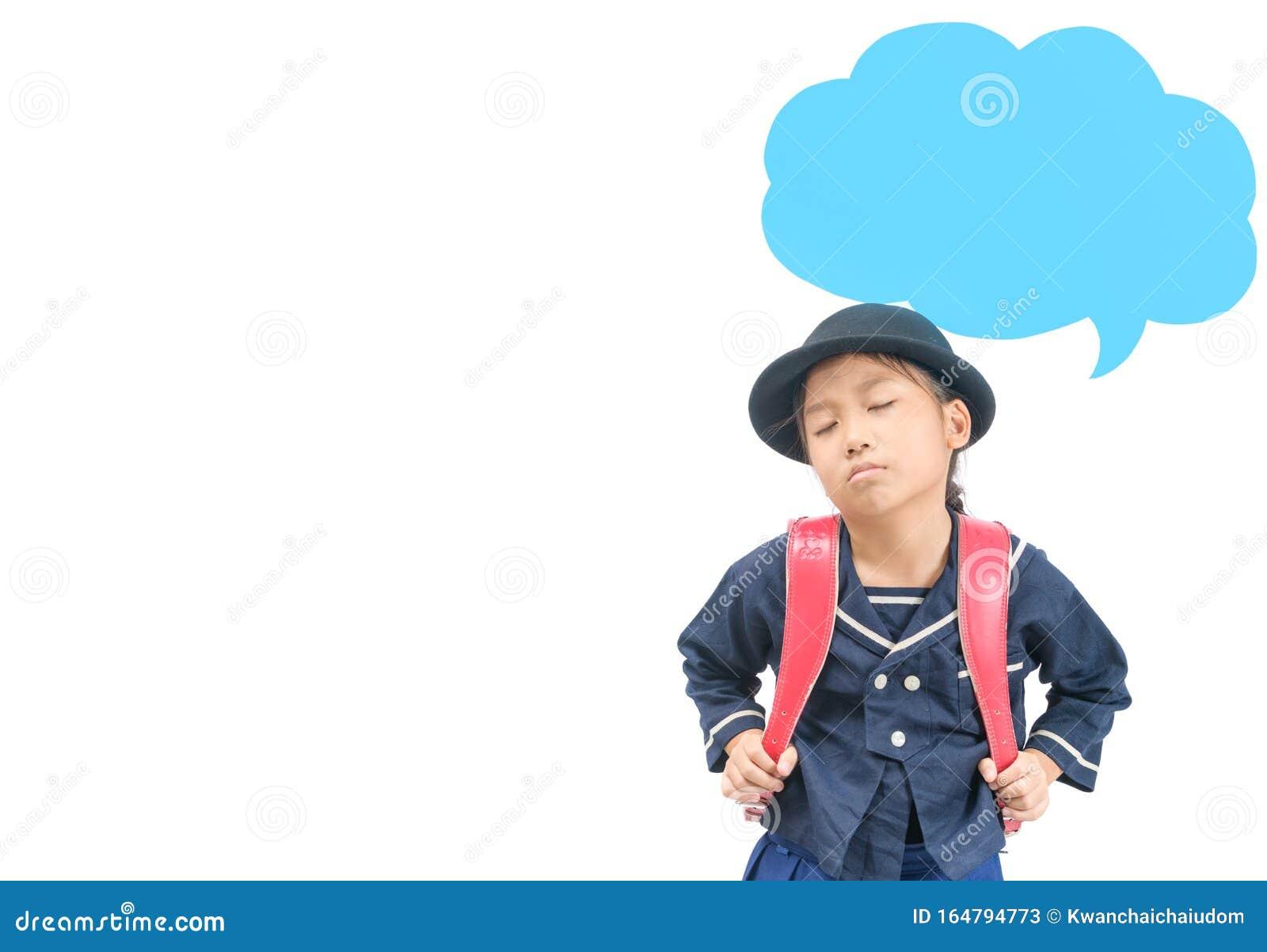 asian Bubble otngagged uniform