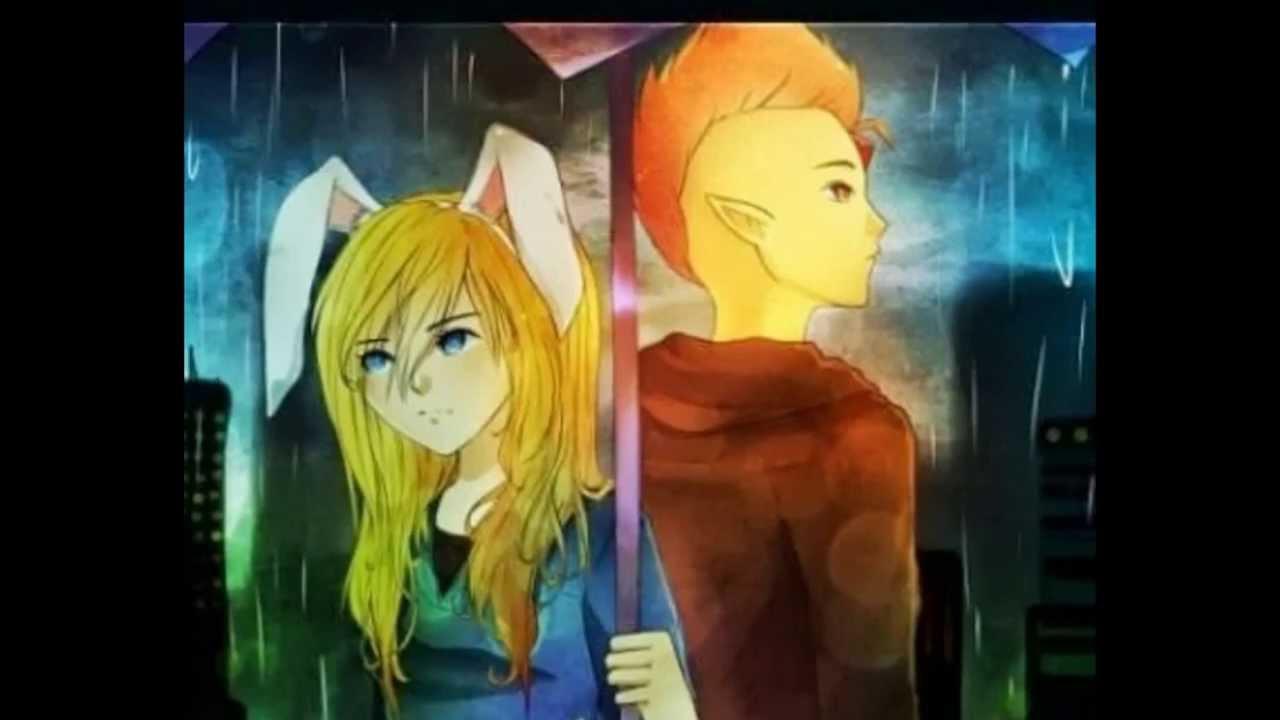 Hora de aventura anime